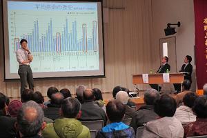 令和元年度「在宅医療・介護に関する市民講演会」を開催しました