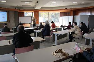 第6回「諫早市健康福祉センター第1研修室」にて開催しました